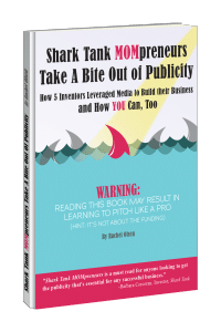 Shark Tank MOMpreneurs Book Cover