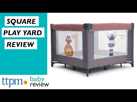 3ft by 3ft Play Yard from Delta Children
