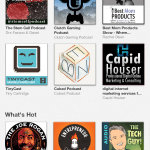 "Thank YOU! We made it on iTunes ""New & Noteworthy"""