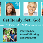Video Course: How to Pitch A TV Producer + Get Results