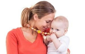 best teething necklaces