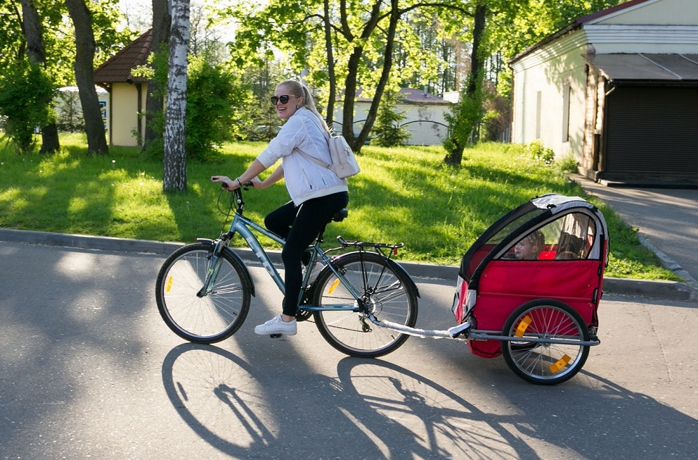 986c342cdbc Best Child Bike Trailers 2018-2019: Reviews and Buyer's Guide